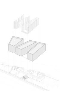 Byblos Town Hall - Diagrama