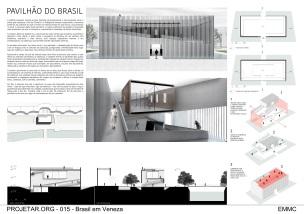 Premiados #015 Brasil em Veneza - 3º Lugar - Prancha