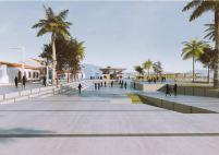 Premiados - Concurso Requalificação Praça Feira-Mar - Menção Honrosa - Imagem 3
