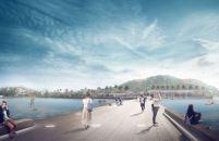 Premiados - Concurso Requalificação Praça Feira-Mar - Primeiro Lugar - Imagem 1