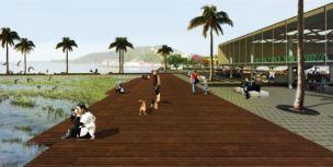 Premiados - Concurso Requalificação Praça Feira-Mar - Segundo Lugar - Imagem 2