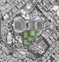 Escenarios Deportivos Sports Sceneries - Croquis 02