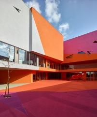 Grupo Escolar Simone Veil - Colombes - Imagem 16 - Foto_Eugeni Pons
