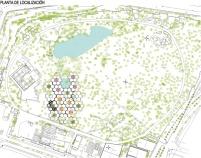 Orquideorama- Planta de Localização