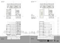 Premiados – Habitação Coletiva – Samambaia – CODHAB-DF - Menção Honrosa - Prancha 4