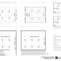 Premiados – Habitação Coletiva – Samambaia – CODHAB-DF -Terceiro Lugar - Prancha3
