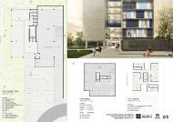 Premiados – Habitação Coletiva – Samambaia – CODHAB-DF - Primeiro Lugar - Prancha 2