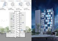 Premiados – Habitação Coletiva – Samambaia – CODHAB-DF - Primeiro Lugar - Prancha 5