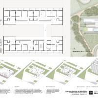 Premiados – Habitação Coletiva – Samambaia – CODHAB-DF - Segundo Lugar - Prancha 2