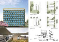 Premiados – Habitação Coletiva – Samambaia – CODHAB-DF - Segundo Lugar - Prancha 5
