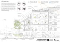 Premiados – Habitação Coletiva – Sol Nascente – Segundo Lugar - Prancha 05