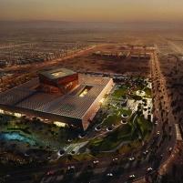 Premiados – Concurso Internacional - Cidade da Ciência - Biblioteca de Alexandria - Quarto Lugar - Imagem 01