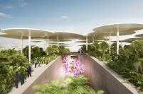 Premiados – Concurso Internacional - Cidade da Ciência - Biblioteca de Alexandria - Primeiro Lugar - Imagem 03