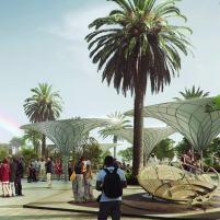 Premiados – Concurso Internacional - Cidade da Ciência - Biblioteca de Alexandria - Quarto Lugar - Imagem 02