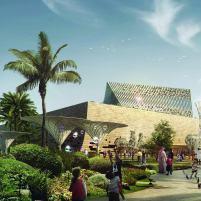 Premiados – Concurso Internacional - Cidade da Ciência - Biblioteca de Alexandria - Quarto Lugar - Imagem 03