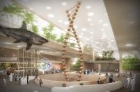 Premiados – Concurso Internacional - Cidade da Ciência - Biblioteca de Alexandria - Primeiro Lugar - Imagem 04