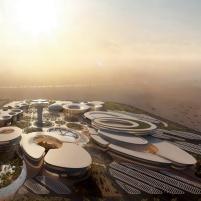 Premiados – Concurso Internacional - Cidade da Ciência - Biblioteca de Alexandria - Terceiro Lugar - Imagem 03