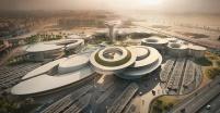 Premiados – Concurso Internacional - Cidade da Ciência - Biblioteca de Alexandria - Terceiro Lugar - Imagem 02