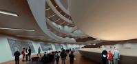 Premiados – Concurso Internacional - Cidade da Ciência - Biblioteca de Alexandria - Menção Honrosa - Imagem 17