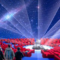 Premiados – Concurso Internacional - Cidade da Ciência - Biblioteca de Alexandria - Menção Honrosa - Imagem 18