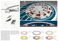 Premiados – Concurso Internacional - Cidade da Ciência - Biblioteca de Alexandria - Menção Honrosa - Prancha 5