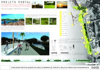 Premiados - Revitalização - Praia de Itapuã e Praia dos Passarinhos- Menção Honrosa - Prancha 04