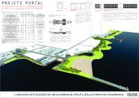 Premiados - Revitalização - Praia de Itapuã e Praia dos Passarinhos- Menção Honrosa - Prancha 06