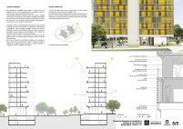 Premiados – Edifícios de Uso Misto - Santa Maria – CODHAB-DF - Primeiro Lugar - Prancha 05