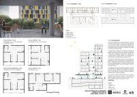 Premiados – Edifícios de Uso Misto - Santa Maria – CODHAB-DF - Menção Honrosa - Prancha 04