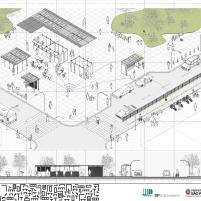 Premiados - Concurso Público Nacional de Ideias para Elementos de Mobiliário Urbano - Segundo Lugar - Prancha 04