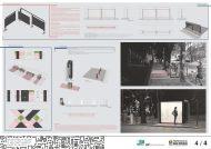 Premiados - Concurso Público Nacional de Ideias para Elementos de Mobiliário Urbano - Menção Honrosa - Prancha 04
