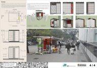 Premiados - Concurso Público Nacional de Ideias para Elementos de Mobiliário Urbano - Terceiro Lugar - Prancha 04
