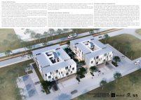 Premiados – Edifícios de Uso Misto - Santa Maria – CODHAB-DF - Segundo Lugar - Prancha 05