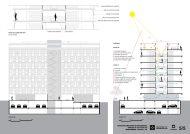 Premiados – Edifícios de Uso Misto- Santa Maria – CODHAB-DF - Menção Honrosa - Prancha 05