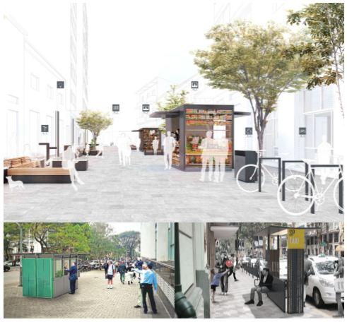 Concurso - Mobiliário Urbano de São Paulo
