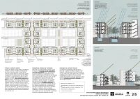 Premiados – Edifícios de Uso Misto no Sol Nascente - Trecho 2 – CODHAB-DF – Segundo Lugar – Prancha 02