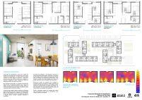Premiados – Edifícios de Uso Misto no Sol Nascente - Trecho 2 – CODHAB-DF – Terceiro Lugar – Prancha 04