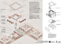 Premiados – Edifícios de Uso Misto no Sol Nascente - Trecho 2 – CODHAB-DF – Segundo Lugar – Prancha 05