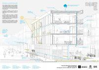 Premiados – Edifícios de Uso Misto no Sol Nascente - Trecho 2 – CODHAB-DF – Terceiro Lugar – Prancha 05
