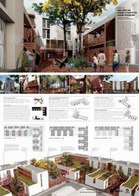Premiados – Edifícios de Uso Misto no Sol Nascente - Trecho 2 – CODHAB-DF – Menção Honrosa – Prancha Síntese