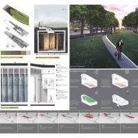 Concurso Internacional - United Kingdom Holocaust Memorial – Primeiro Finalista – Prancha 05