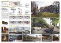 Concurso Internacional - United Kingdom Holocaust Memorial – Primeiro Finalista – Prancha 06