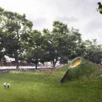 Concurso Internacional - United Kingdom Holocaust Memorial – Segundo Finalista – Imagem 02