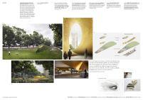 Concurso Internacional - United Kingdom Holocaust Memorial – Segundo Finalista – Prancha 01