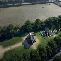 Concurso Internacional - United Kingdom Holocaust Memorial – Terceiro Finalista – Imagem 02