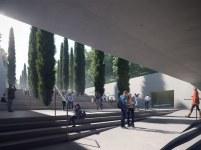 Concurso Internacional - United Kingdom Holocaust Memorial – Terceiro Finalista – Imagem 05