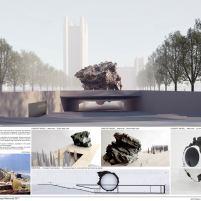 Concurso Internacional - United Kingdom Holocaust Memorial – Terceiro Finalista – Prancha 01