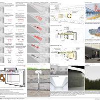 Concurso Internacional - United Kingdom Holocaust Memorial – Terceiro Finalista – Prancha 05