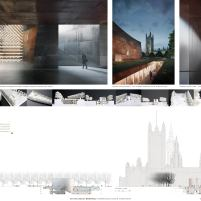 Concurso Internacional - United Kingdom Holocaust Memorial – Nono Finalista – Prancha 03