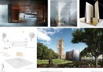Concurso Internacional - United Kingdom Holocaust Memorial – Nono Finalista – Prancha 05